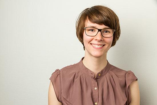 Jenalens Team: Christiane Müller - Optometristin & Kontaktlinsenspezialistin