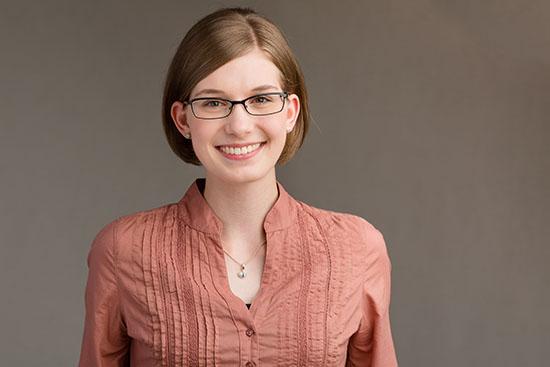 Jenalens Team: Julia Rücker, B.Sc. - Optometristin und Kontaktlinsenspezialistin