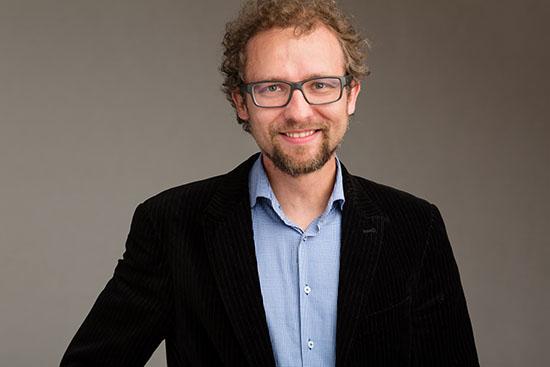 Jenalens Team: Thomas Harnisch - Geschäftsführer & Kontaktlinsenspezialist