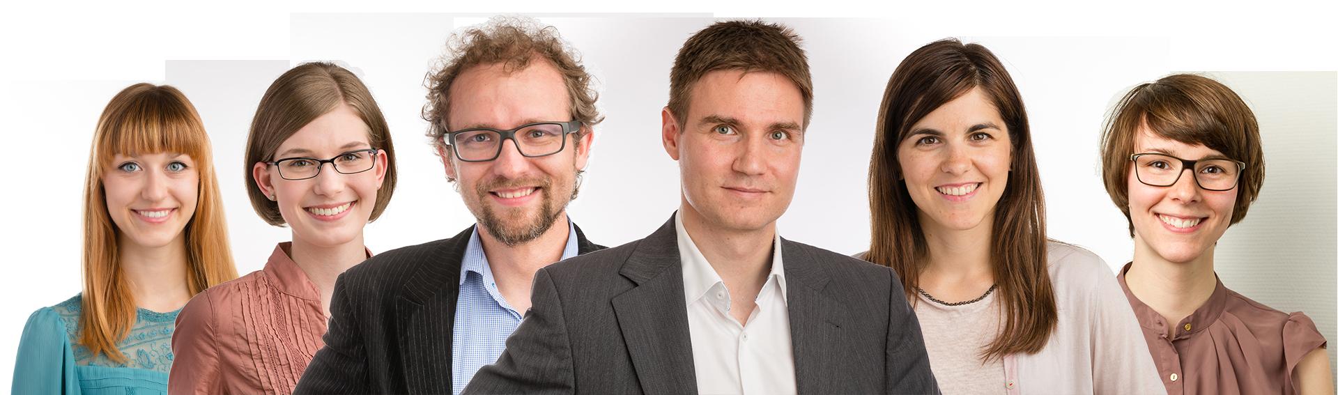 Jenalens Team: Ihre Ansprechpartner für gutes Sehen und gutes Aussehen